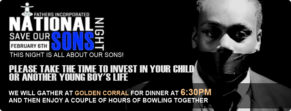 Save Our Sons Night